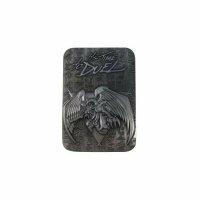 Yu-Gi-Oh! Replik Metall-Götterkarte Der geflügelte Drache von Ra *LIMITIERTE EDITION*
