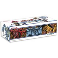 Yu-Gi-Oh Speed Duel Box Set (deutsch) - geöffnet, ohne Secret Rares!