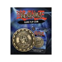 Yu-Gi-Oh! Duel Game Flip Coin - Münze (Fanattik)