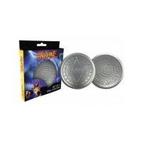 Yu-Gi-Oh! 4er-Pack Untersetzer - Spell Coasters (Fanattik)