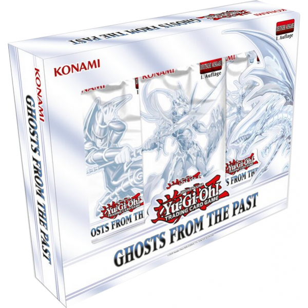 Yu-Gi-Oh! Ghosts from the Past Tuckbox