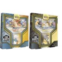 Liga Kampf Decks 2020 Pikachu & Zekrom-GX und Reshiram & Glurak-GX (2 Decks, deutsch)