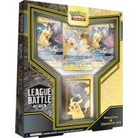 League Battle Deck Pikachu & Zekrom-GX (englisch)