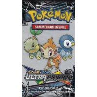 Pokemon Ultra Prisma Probepack Booster *RARITÄT*