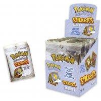 Pokemon Artbox Sticker Display Series 1 *Rarität*