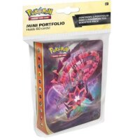 Pokemon Sword & Shield: Darkness Ablaze Mini Portfolio