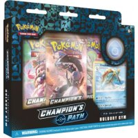 Champions Path Drednaw Hulbury Gym Pin Collection (englisch)