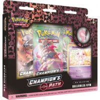 Champions Path Alcremie Ballonlea Gym Pin Collection (englisch)