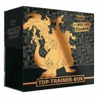 Weg des Champs Top (Elite) Trainer Box Glurak DEUTSCH!
