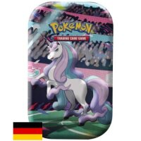 Galar-Stärke Mini Tin Box Galar-Gallopa (deutsch)