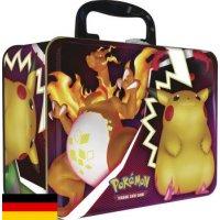 Pokemon Sammelkoffer Herbst 2020 Glurak & Pikachu (deutsch)