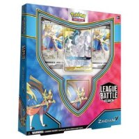 League Battle Deck Zacian-V (englisch)