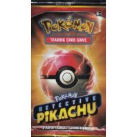 Detective Pikachu Kino Booster (englisch) *LIMITED*