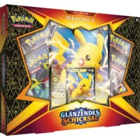 Glänzendes Schicksal Pikachu V Box (deutsch)