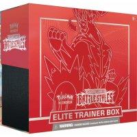 Sword & Shield: Battle Styles Elite Trainer Box Urshifu Red (englisch) VORVERKAUF
