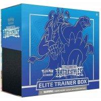 Sword & Shield: Battle Styles Elite Trainer Box Urshifu Blue (englisch) VORVERKAUF