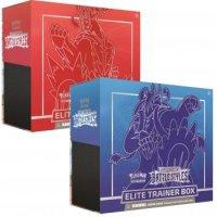 Schwert & Schild Kampfstile Top (Elite) Trainer Box Wulaosu (blau)