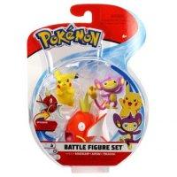 Karpador & Griffel & Pikachu 5 cm - Pokemon Battle Figuren von WCT