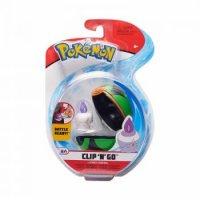 Lichtel & Finsterball 5 cm - Pokemon Clip N Go Figuren von WCT