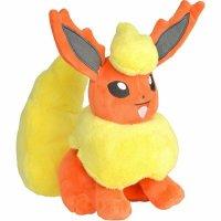 Flamara Plüschfigur 20 cm - Pokemon Kuscheltier von Wicked Cool Toys