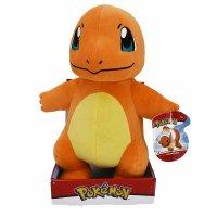 Glumanda im Kasten Plüschfigur 25 cm - Pokemon Kuscheltier von Wicked Cool Toys