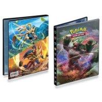 Pokemon Clash der Rebellen Sammelalbum Gigadynamax-Gortrom (Ultra Pro 4-Pocket Album)