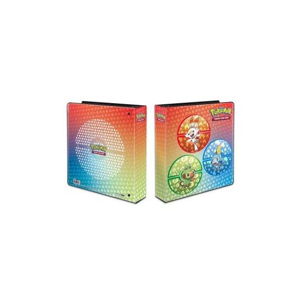 Pokemon Ringordner Schwert & Schild Galar Starter (Sammelalbum für 9er Pages)