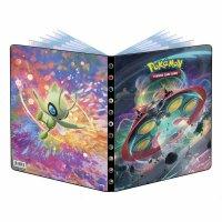 Pokemon Farbenschock Sammelalbum Maritellit & Celebi (Ultra Pro 9-Pocket Album)