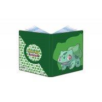 Pokemon Sammelalbum Bisasam (Ultra Pro 4-Pocket Album)