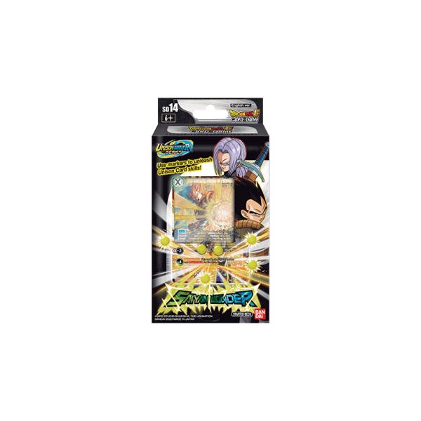 Dragon Ball Super Starter Deck Saiyan Wonder