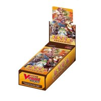 Cardfight Vanguard V - Special Series Festival Collection Booster Display