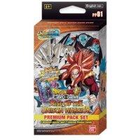 Dragon Ball Super Rise of the Unison Warrior Premium Pack Set