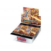 Cardfight!! Vanguard - Silverdust Blaze Booster Display