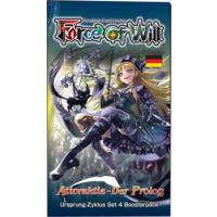 Force of Will: Attoraktia - Der Prolog Ursprung-Zyklus Teil 4 Booster