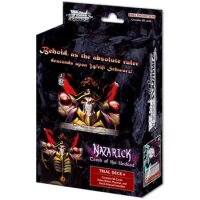 Weiss Schwarz Trial Deck+: Nazarick: Tomb of the Undead