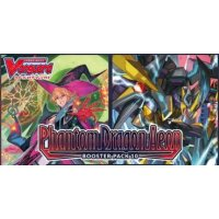 Cardfight!! Vanguard - Phantom Dragon Aeon Booster Display