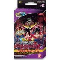Dragon Ball Super Unison Warrior Series Vermilion Bloodline Premium Pack Set
