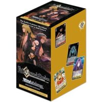 Weiss Schwarz TCG: Fate/Grand Order Absolute Demonic Front: Babylonia Booster Display