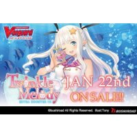 Cardfight Vanguard V - Twinkle Melody Extra Booster Display (VGE-V-EB15)