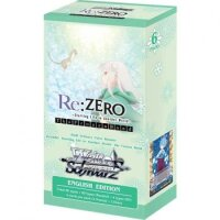 Weiss Schwarz TCG Extra Booster Display: Re:ZERO Starting Life in Another World The Frozen Bond