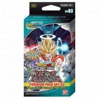 Dragon Ball Super Unison Warrior Series - Vicious Rejuvenation Premium Pack Set PP03