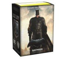 Justice League Matte Art Sleeves - Batman (100 Kartenhüllen)