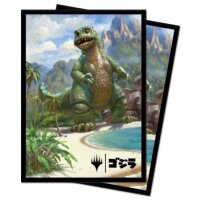 Ultra Pro Magic Sleeves - Babygodzilla, Ruin Reborn (100 Kartenhüllen)