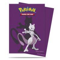 Pokemon Sleeves Mewtu (65 Kartenhüllen)