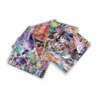5 unterschiedliche GX Karten aus den Sun & Moon Serien auf deutsch - Sonderpreis!