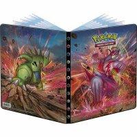 Pokemon Sammelalbum Kampfstile - Gigadynamax-Wulaosu & Despotar (Ultra Pro 9-Pocket Album)