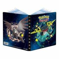 Pokemon Sammelalbum Glänzendes Schicksal - Katapuldra & Krarmor (Ultra Pro 4-Pocket Album)