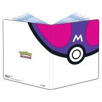 Pokemon Sammelalbum Meisterball (Ultra Pro 4-Pocket Album)
