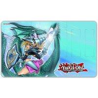 Yugioh Spielmatte Dunkles Magier Mädchen - Die Drachenritterin (Dark Magician Girl Playmat)
