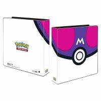 Pokemon Ringordner Meisterball (Sammelalbum für 9er Pages)